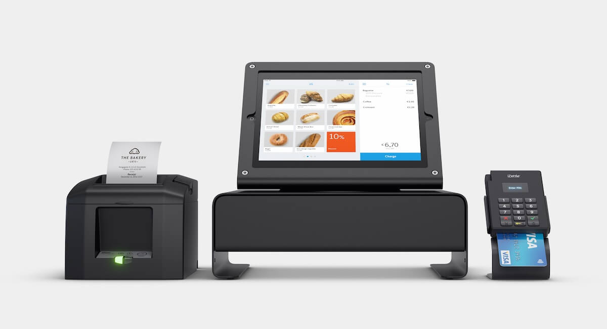 The Top Five Ipad Pos Systems For The Uk Mobile Transaction