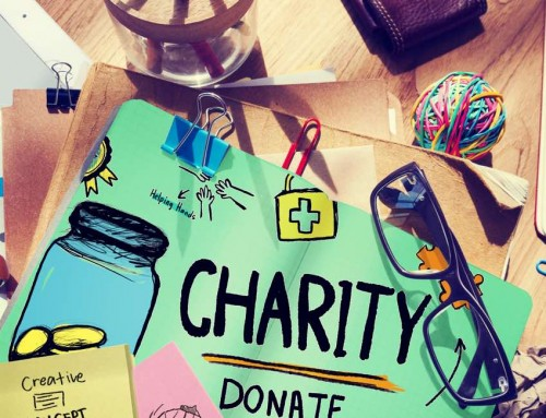 SMS payments and charities