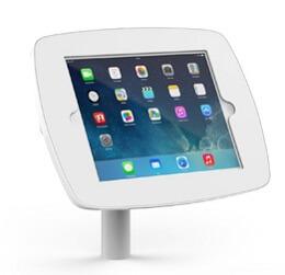 Bouncepad showing iPad screen