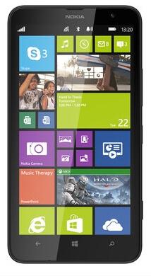 Nokia Lumia 1320 main menu
