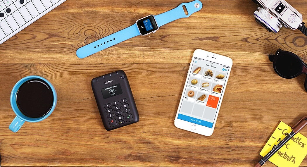 iZettle review –Advanced contactless card reader and free basic Lite reader