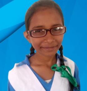 portrait of Alisha