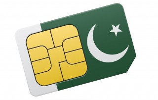 Pakistan SIM card