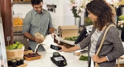 Android Pay transaction via card terminal