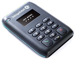 Barclaycard Anywhere card machine