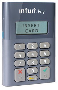 Intuit Pay card reader