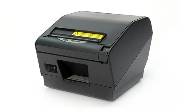 Star TSP800II receipt printer
