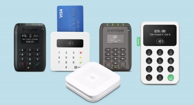 Card machine small business UK