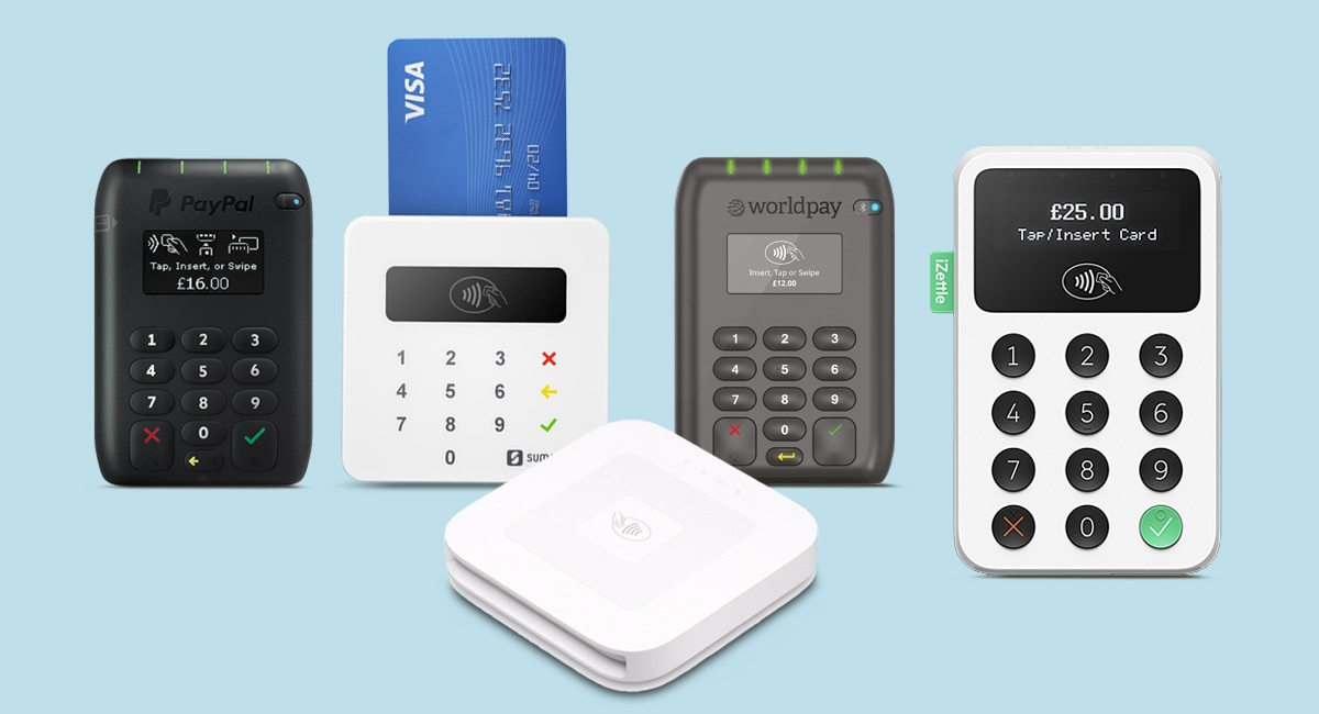 Top 5 Card Machines For Small Businesses In The Uk