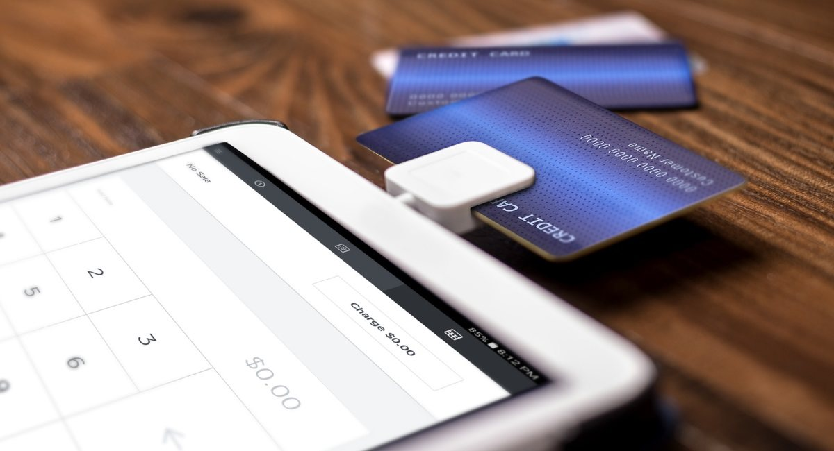 swipe card reader for tablet