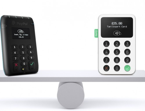 iZettle vs PayPal Here – which is the better card reader?