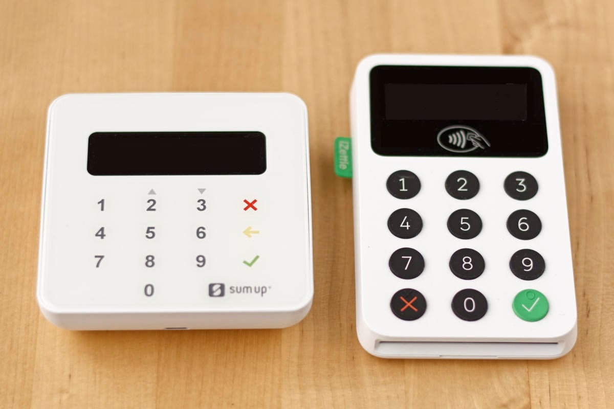 iZettle vs SumUp
