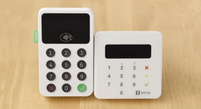 iZettle Reader 2 vs SumUp Air card readers