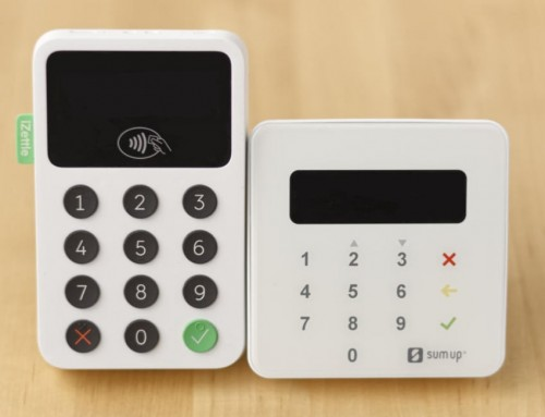 iZettle vs. SumUp: similar card readers, increasingly different services