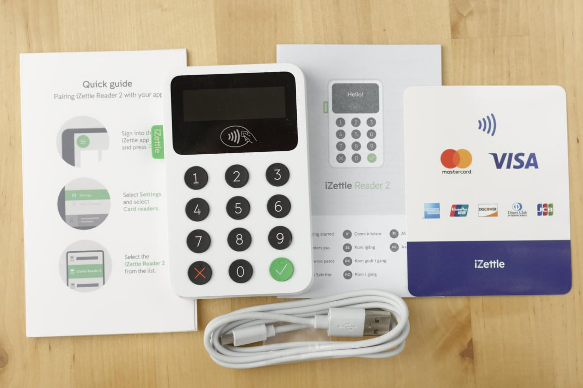 Izettle Review Uk Is It 2019 S Best Card Reader With App