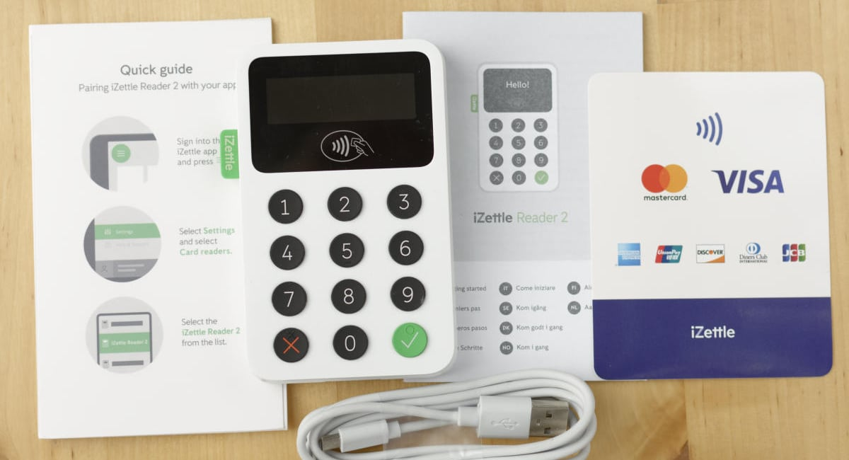 iZettle Review UK: Is It 2019's Best Card Reader With App?