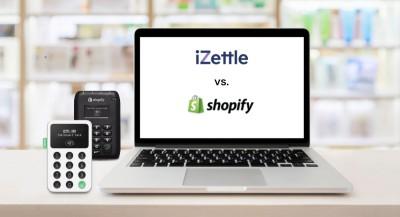 iZettle vs Shopify POS and ecommerce combo