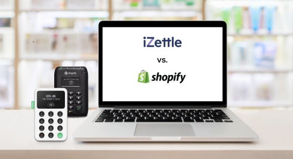 iZettle vs Shopify POS and ecommerce combo