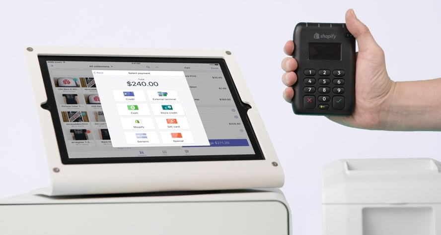 Shopify POS review UK: Any Good, Unless You Sell Online?