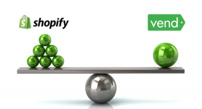 Vend and Shopify