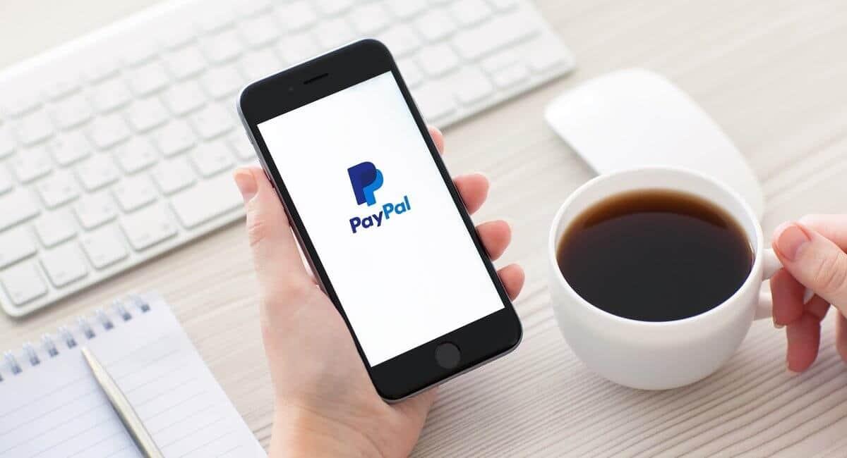 PayPal app money transfer