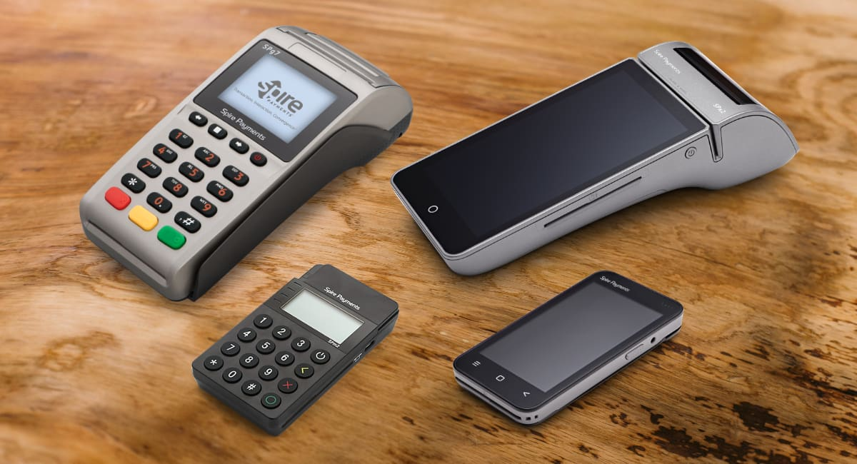 Spire card machine review