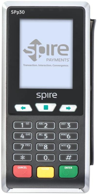 Spire SPp30 PIN pad terminal