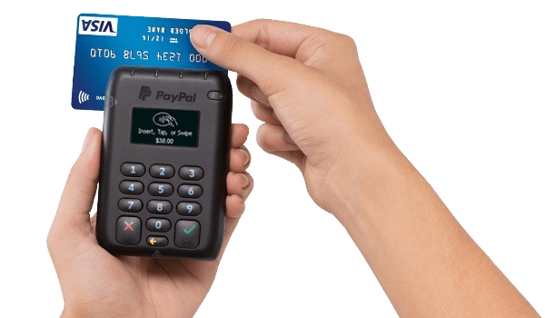 PayPal Chip Card Reader