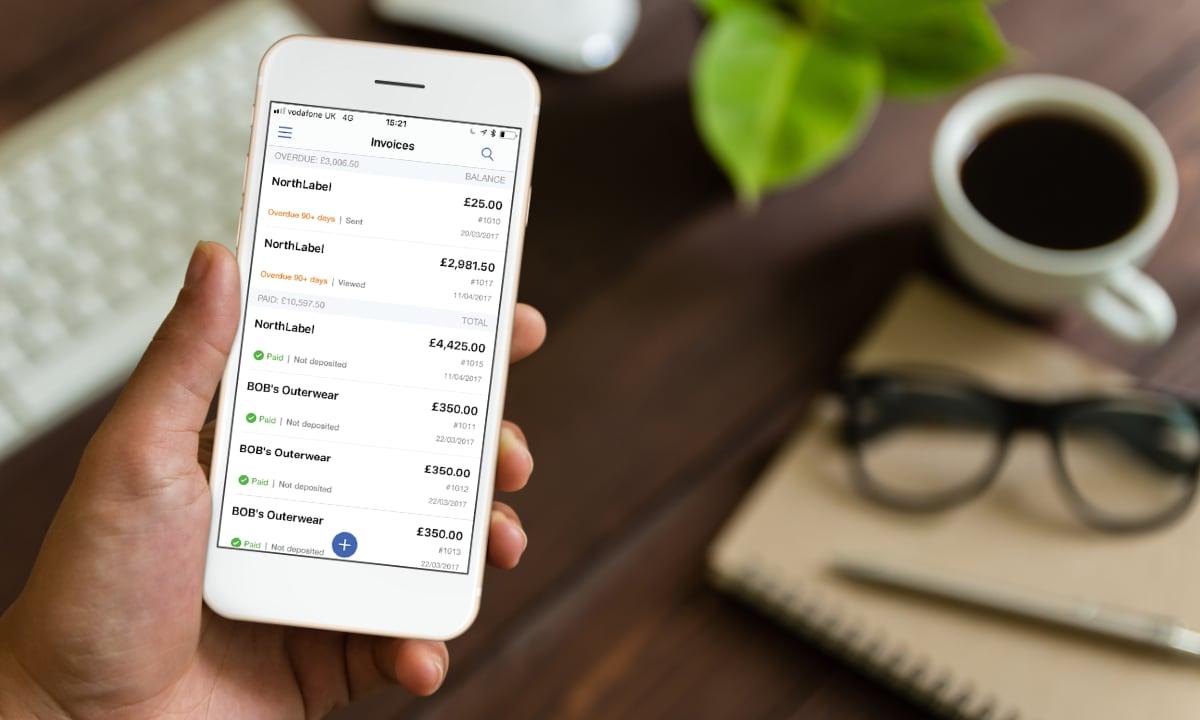 QuickBooks Invoice app