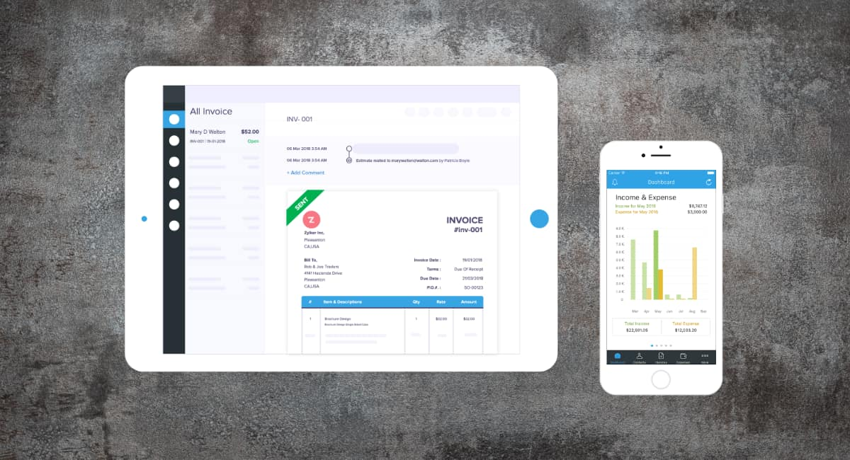 6 Best Invoice Apps for UK Small Businesses