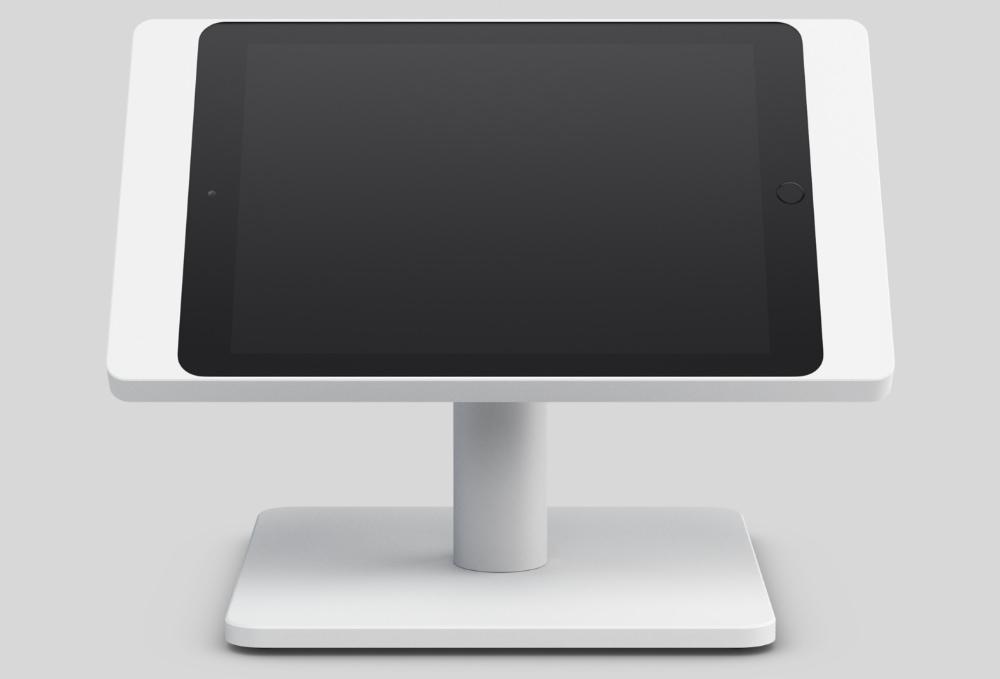 iZettle Stand for iPad in white
