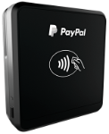 PayPal Here Chip and Tap Reader
