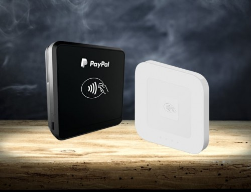 PayPal vs. Square – very similar card readers, but different experiences