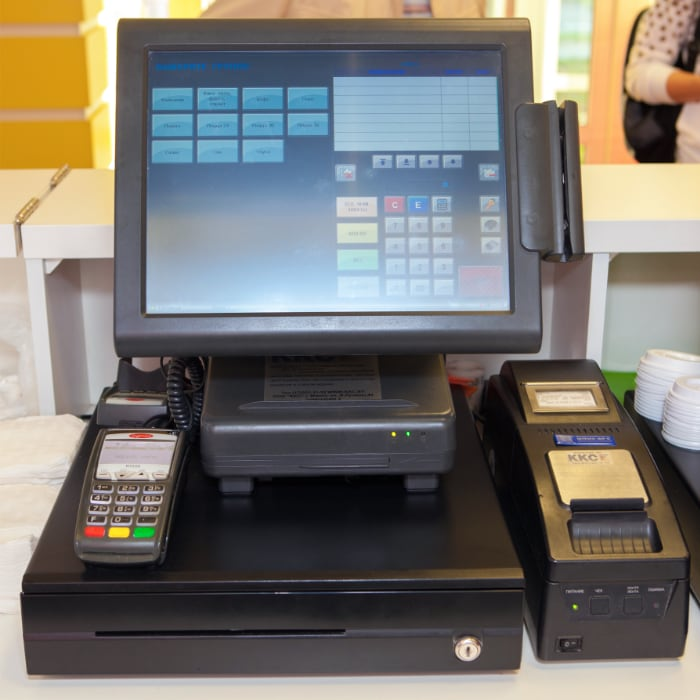Cash register vs. POS system – what's the difference?