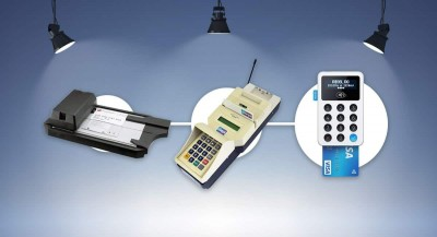 Credit card machine history