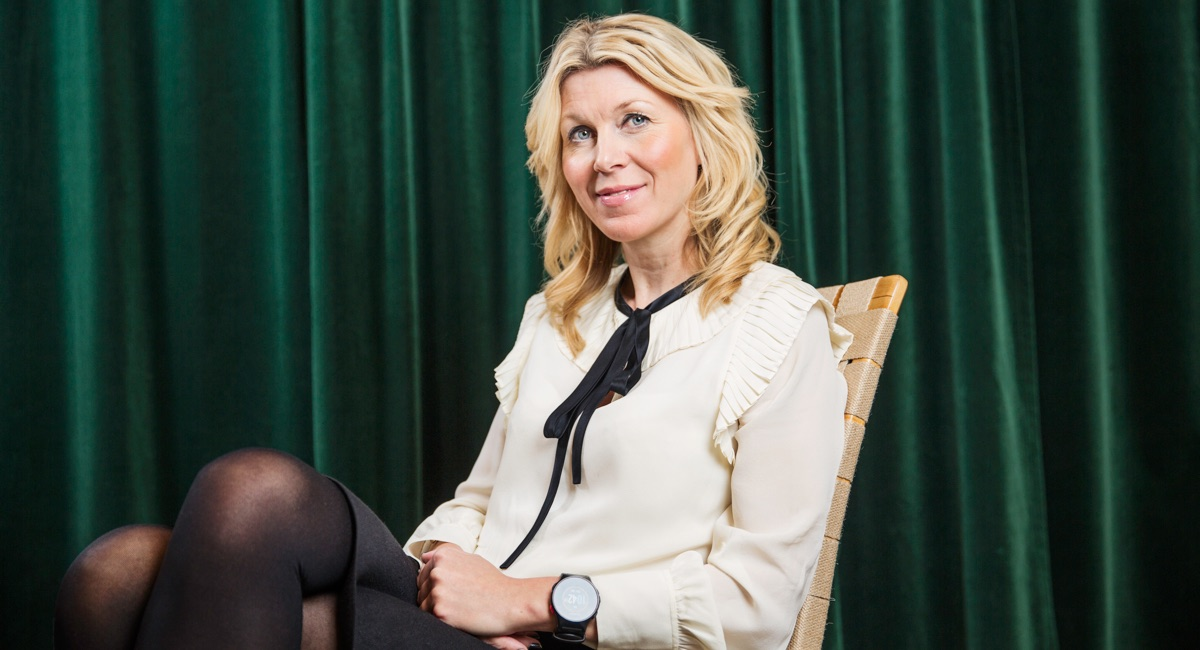 Sara Arildsson iZettle COO