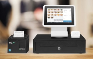 Square compatible receipt printers