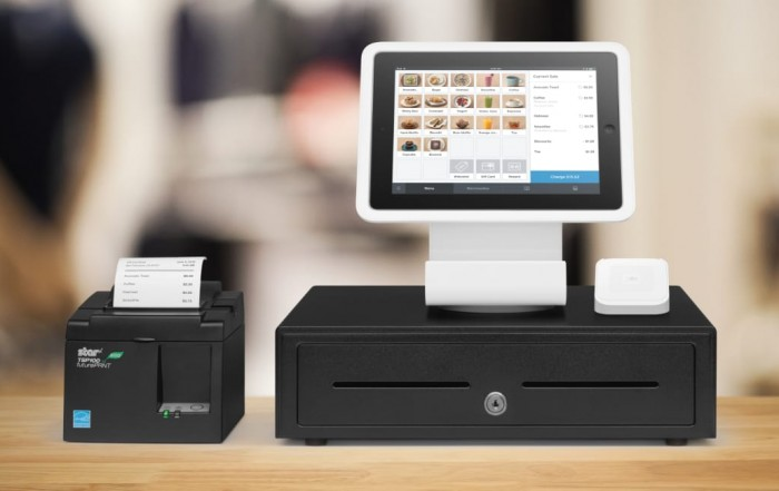 Square compatible receipt printers