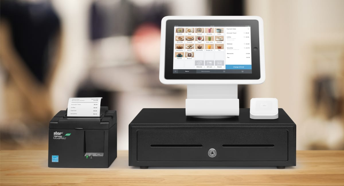 Receipt Printers For Square A Complete