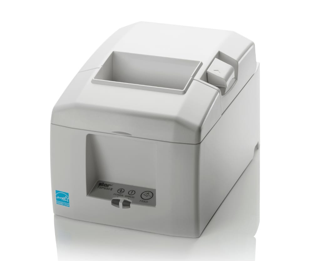 Star Micronics TSP650 series printer