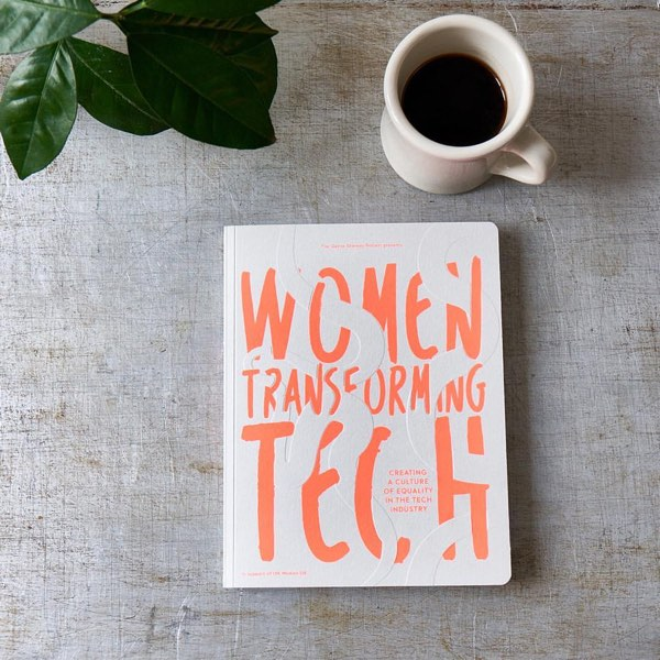 Women Transforming Tech book