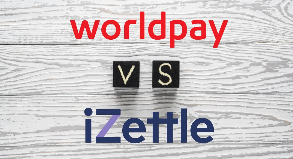 Worldpay vs iZettle