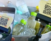 how QR code payment works