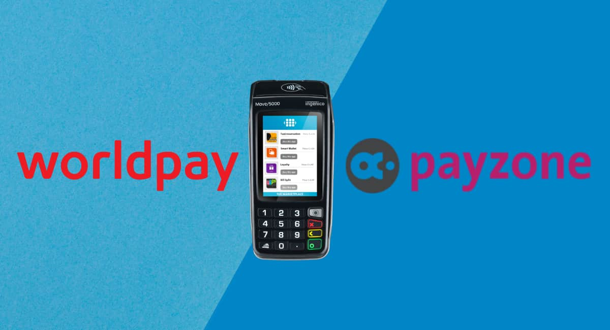 Payzone or Worldpay