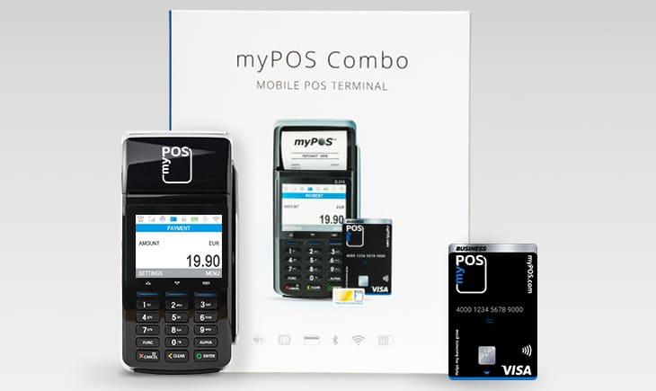 myPOS Combo box contents