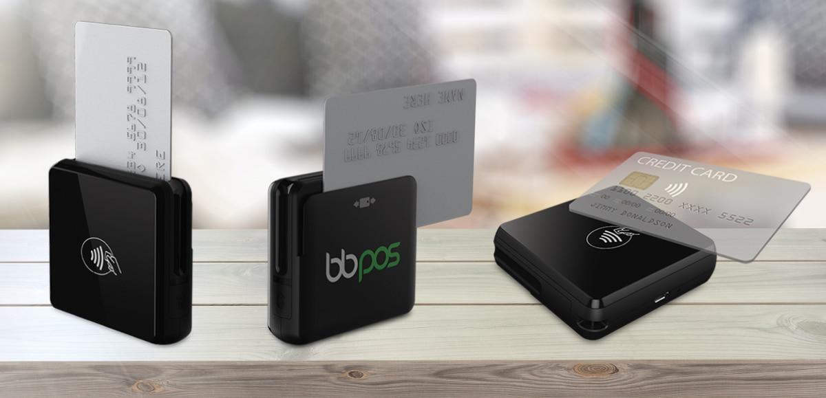 Stripe BBPOS Chipper card reader