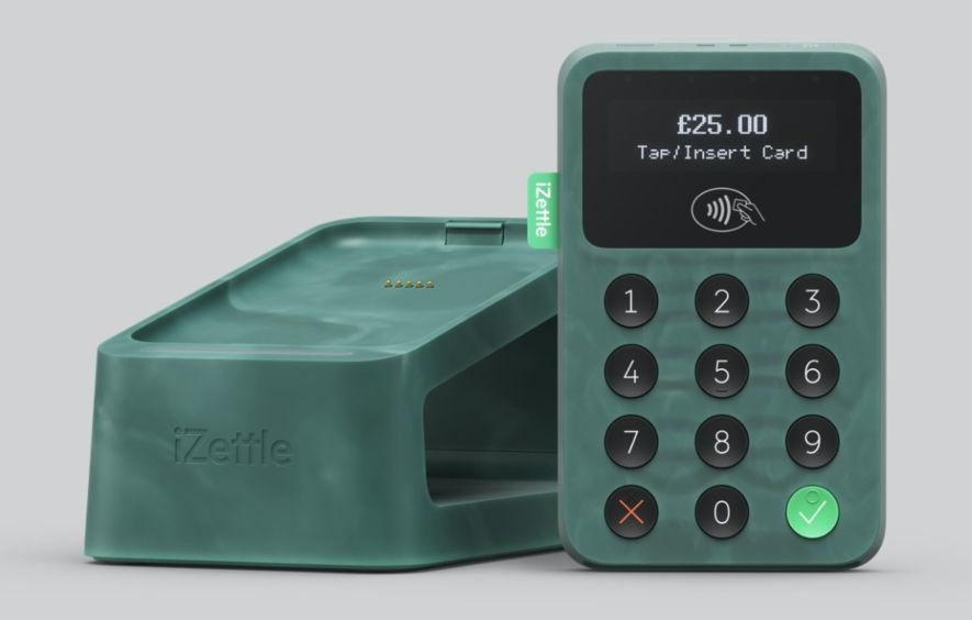 iZettle Ocean Reader with Dock