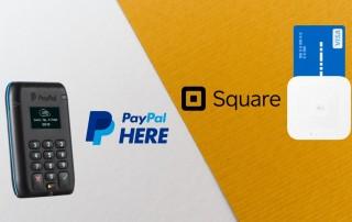 PayPal Here vs Square Australia