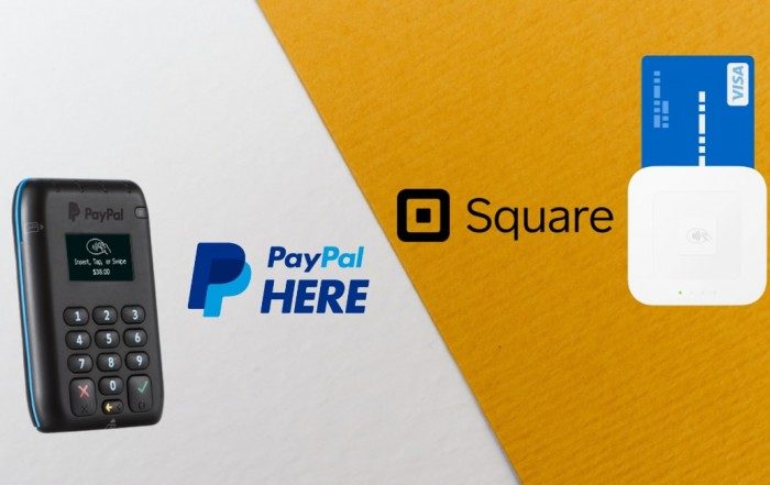 PayPal Here vs Square Australia