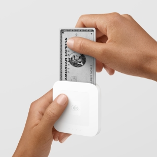 Square Reader chip payment